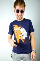Bear Haymaker T-shirt