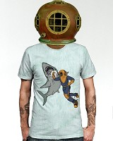 Shark Punch T-shirt