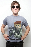 Men's G.I. Kitty Tee