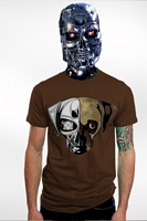 Mens Puginator (Brown) Tee